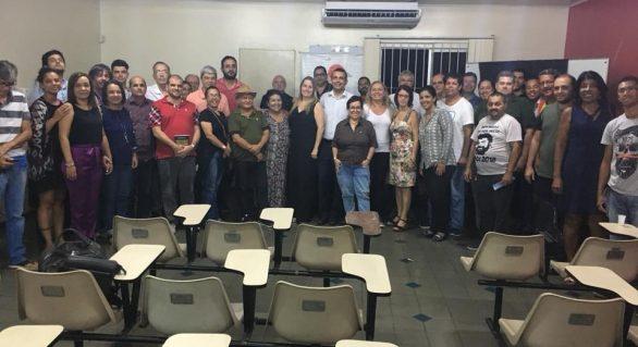 Sindicato dos Bancários em Maceió sedia reunião em apoio à Othoniel Pinheiro