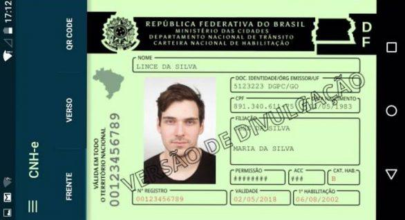 Emissão da CNH Digital agora é obrigatória em todo Brasil