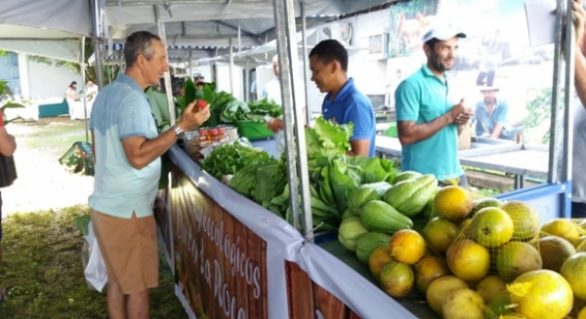 Espaço da Agricultura Familiar Alagoana estará aberto nesta sexta-feira (06)