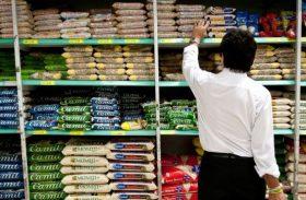 Alimentos impulsionaram inflação com alta de 1,26% em junho