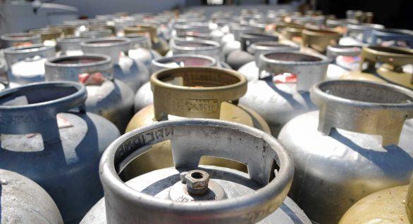 Petrobras aumenta preço do gás de cozinha em 4,4%
