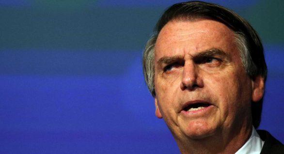 Justiça manda retirar outdoors de Bolsonaro no Mato Grosso