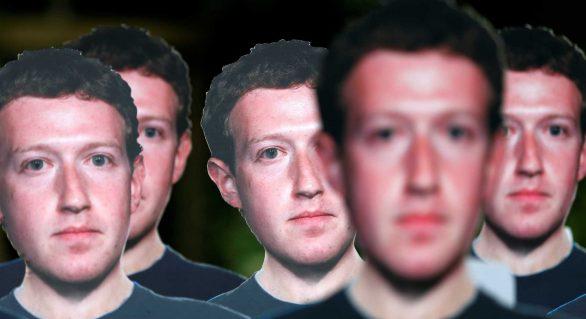 Facebook se desvaloriza em U$$119 bilhões desde divulgação de balanço