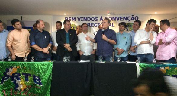 PRTB fará coligação de federal com PTB, Podemos, PSDC e PPS