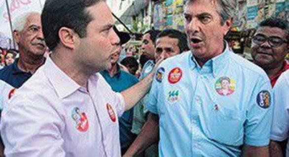 Pesquisa antes de convenção mostra Renan Filho liderando disputa em AL