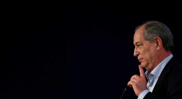 Não quero mais falar deste assunto, diz Ciro sobre visita a Lula