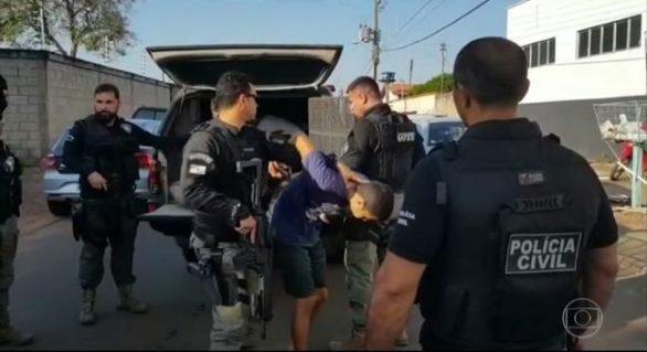 Em ação contra feminicídio e homicídio, polícia prende 643 pessoas