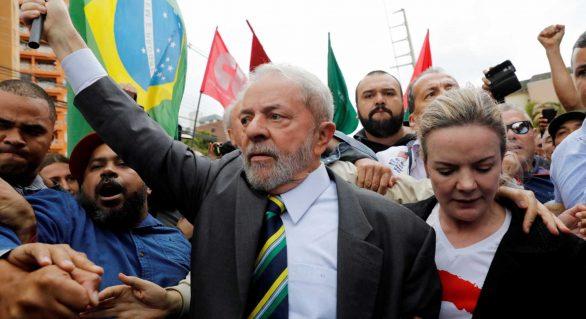 Ex-presidente Lula quer votar nas eleições, afirma Gleisi Hoffmann