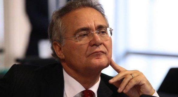 Segundo Renan Calheiros, candidatura de Meirelles será tiro no pé