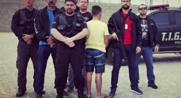 Suspeito de matar vereador Silvânio Barbosa é preso na Paraíba