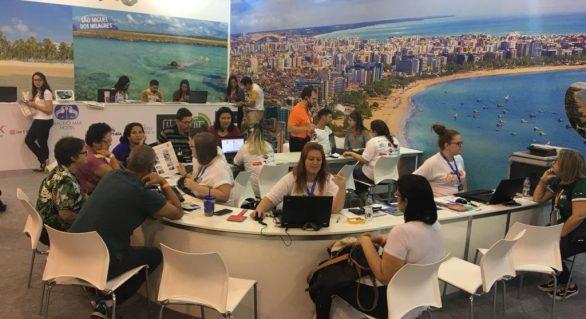 Prefeitura divulga turismo de Maceió em São Paulo