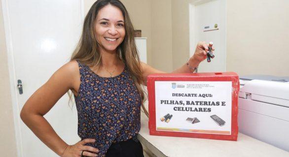 Prefeitura disponibiliza pontos de descarte de lixo eletrônico em Marechal Deodoro
