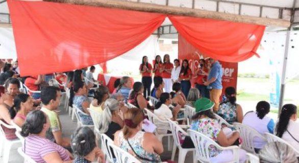 Iniciativa oferta diversos atendimentos no Projeto Mais Mulher em São José da Laje
