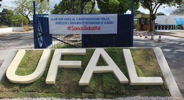 Ufal sofreu corte de 85% no orçamento conservação do patrimônio