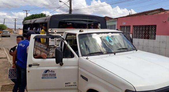 Município deve disponibilizar transporte adequado para estudantes
