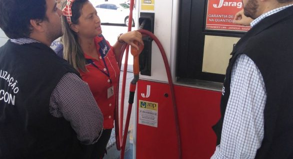 Procon Maceió divulga pesquisa de preços de combustíveis