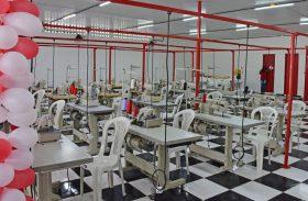 Com treinamento e máquinas, Fiea viabiliza associação de costureiras em Marechal Deodoro