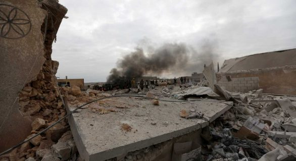 Confronto entre rivais deixa pelo menos 18 mortos na Síria