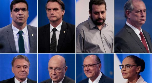 Presidenciáveis fazem de economistas 'selos de qualidade'