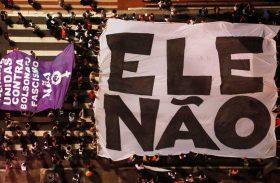 Atos anti-Bolsonaro levam milhares às ruas