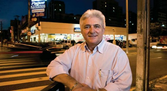 Fundador das farmácias 'Pague Menos' é preso por crime contra sistema financeiro