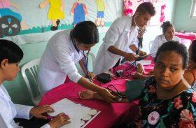Maceió Rosa realiza mutirão de saúde da mulher neste sábado