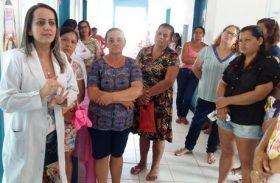 SMS de Girau desenvolve ações alusivas ao Outubro Rosa