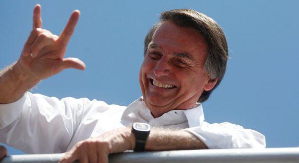 É oficial: Jair Bolsonaro é o novo presidente da república