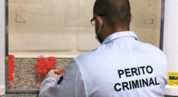Exames ainda constataram a presença de sangue na roupa de Henrique Mateus da Silva