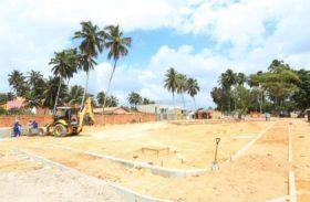 Vila do Esporte vai garantir lazer aos moradores da Barra Nova