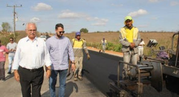 Melhorias de estradas beneficiam comunidades rurais