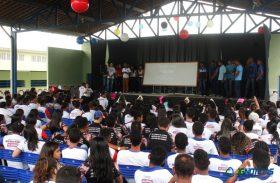 Escola no interior atrai alunos com projeto multidisciplinar Espaço de Aprendizagem