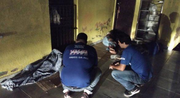Dependentes químicos são acolhidos durante ação noturna em Arapiraca