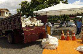 Adeal promove campanha de recebimento de embalagens vazias de agrotóxicos