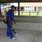 Parque da Pecuária passa por desinfecção para receber a 68º Expoagro