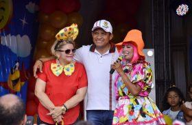 Mundo Mágico do Tio Júlio Cezar e Amigos repete sucesso e reúne mais de 20 mil crianças