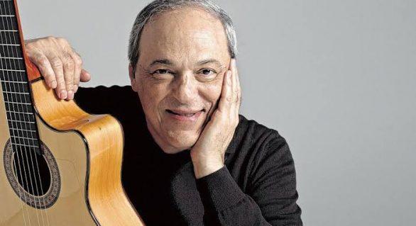 Toquinho se apresenta em Maceió com turnê comemorativa neste fim de semana