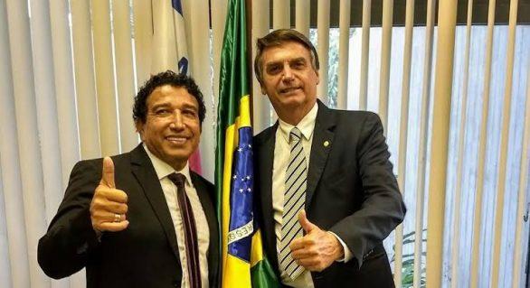 Senador Magno Malta virá a Maceió em apoio a Bolsonaro