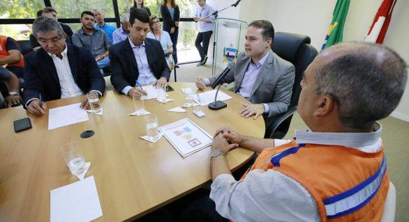 Governo de Alagoas prepara Plano Estadual de Manejo dos Recursos Hídricos