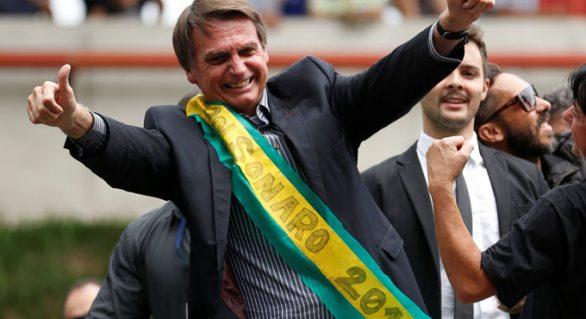 Apuração: Bolsonaro chega a 47,35% de votos no país