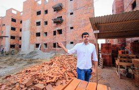 Construção de novos conjuntos vai gerar mais de quatro mil empregos em Maceió