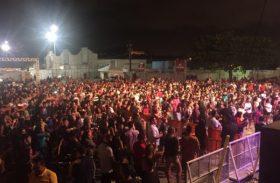 Abertura da 68ª Expoagro anima o público no Estacionamento do Jaraguá