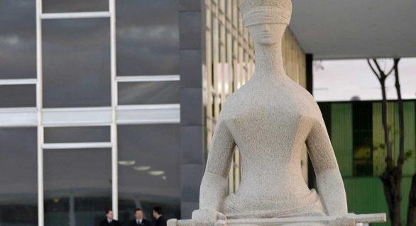 Ministros do STF consideram grave declaração de filho de Bolsonaro