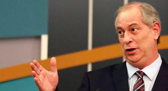 'Nunca mais quero pisar nesse lugar', diz Ciro após debate na Globo