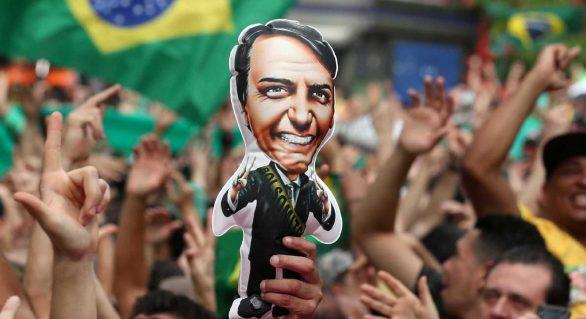 Datafolha: Bolsonaro cresce entre eleitores de todas as escolaridades