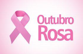 Outubro Rosa com prevenção a câncer de mama inicia nessa quarta (03)