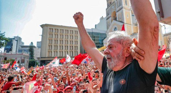 PT fará ato em Curitiba neste sábado para celebrar aniversário de Lula