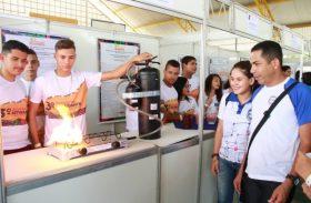 Estudantes da rede estadual mostram habilidades nas ciências, tecnologias e inovação