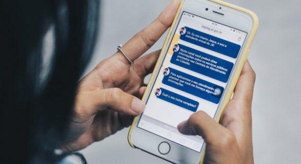 Já! cria assistente virtual para facilitar prestação de serviços à população