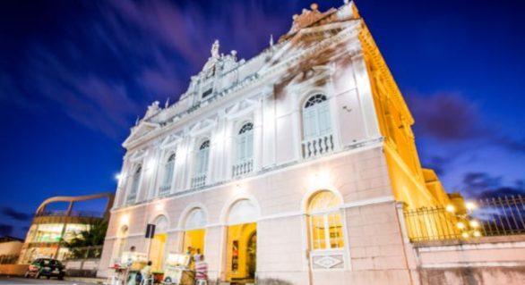O Teatro Deodoro: os caminhos para o principal palco do estado